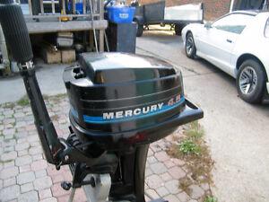 4.5 mercury MINT Kitchener / Waterloo Kitchener Area image 2