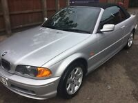 Bmw convertible AUTOMATIC with low miles