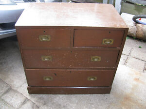 ****Reduced**** Antique Chest of Drawers