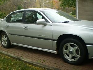 2000 Chevrolet Impala Model S Sedan Kitchener / Waterloo Kitchener Area image 5