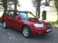 Subaru Forester 2.0 XE***4x4***Stunning Car***Fully Loaded***Immaculate***