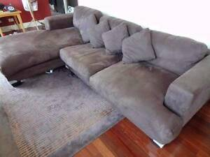 3 - 4 SEAT SOFA - chaise couch Kirribilli North Sydney Area Preview