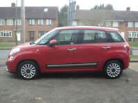 2014 Fiat 500L 1.4 ( 95bhp ) Pop Star 5DR 14 REG PETROL RED