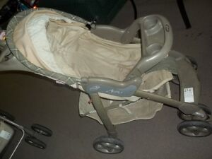 Collapsible Evenflo Stroller