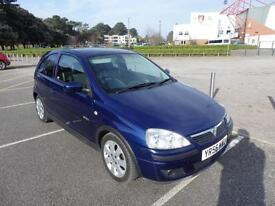 Vauxhall/Opel Corsa 1.2i 16v 2006 SXi+ 71515 MILES