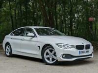 2016 BMW 4 Series 420i SE 5dr Auto [Business Media] COUPE Petrol Automatic