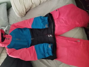 Firefly ski jacket and pants