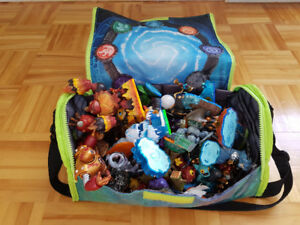 SKYLANDERS POUR WII Giants & Swap Force