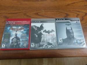 Batman PlayStation 3