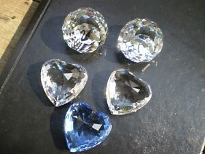 Swarovski Crystal Hearts and SCS Paper Weights Kitchener / Waterloo Kitchener Area image 7