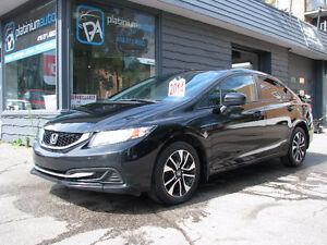 2014 Honda Civic EX TOURING TOIT OUVRANT CAMERA