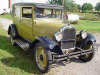 1928 Chevrolet Landau