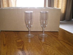 40 Wine Glasses Kitchener / Waterloo Kitchener Area image 1