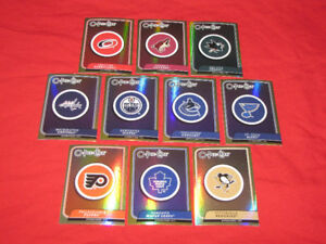 30 different O-Pee-Chee insert cards from 2008-09, mostly common