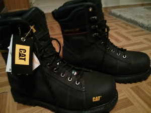 Brand New Caterpillar Work Boots Size 9.5