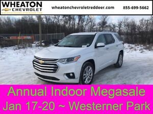 2019 Chevrolet Traverse High Country  - Navigation