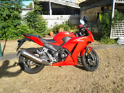 Honda CBR300R Devonport Devonport Area Preview