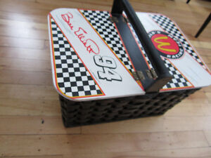 NASCAR 94 Bill Elliott McDonald's Racing Team picnic basket