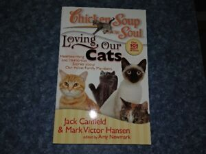 """""""Loving Our Cats"""" Chicken Soup For the Soul. Brand New book for"""