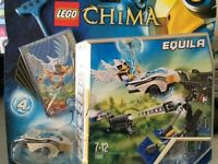 Lego - Two Chima Sets - No Longer Produced