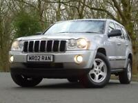 2009 09 Jeep Grand Cherokee 3.0CRD V6 (215) auto Limited..HIGH SPEC..STUNNING !!