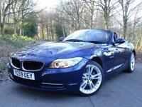 2009 59 BMW Z4 3.0i auto sDrive30i..EYE CATCHING COLOUR..HIGH SPEC..STUNNING !!