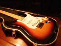 Fender Stratocaster American Deluxe 1998