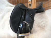 Wintec All Purpose Saddle and Wintec Dressage Saddle