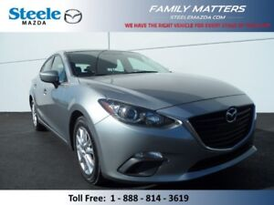 2015 Mazda MAZDA3 SPORT GS-SKY-ACTIV OWN FOR $127 BI-WEEKLY WITH