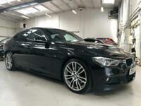 2012 BMW 3 Series 3.0 330d M Sport Sport Auto (s/s) 4dr Saloon Diesel Automatic