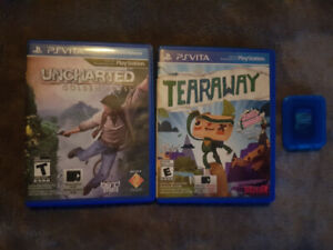 Playstation Vita games