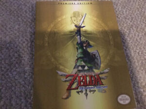 Legend of Zelda Skyward Sword Prima Official Game Guide