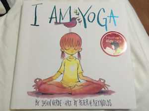 """I am Yoga"" book for kids"