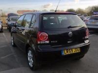 2009 VOLKSWAGEN POLO 1.4 Match 80 5dr