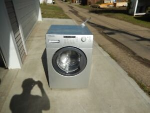 Samsung front load washer $ 199, Inglis top load washer $99,