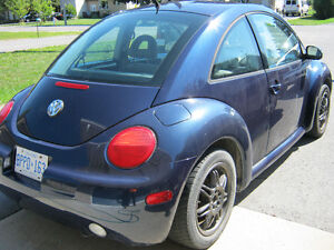 2001 Volkswagen Beetle Coupe (2 door) Kingston Kingston Area image 2