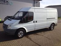 Ford Transit T350 LWB 2006 new shape Low mileage Long Wheelbase