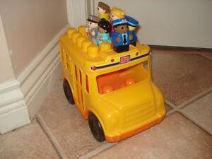 Autobus Mega Bloks (blocs) West Island Greater Montréal image 2