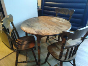 Moving sale. King mattress, table, chair, seat, couch