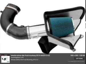 Entre d'aire Cold air intake Steeda pour 2005-10 Ford Mustang GT