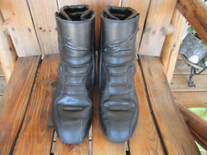 REDUCED!! Alpinestars Motorcycle Boots for the street!  Size 12