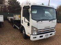 Isuzu Truck Npr 70 tractor unit mini artic 2008 58 Reg