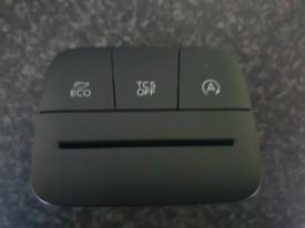 Fiesta mk8/Focus mk4 auto centre console switch