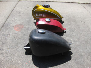 GAS TANKS FOR SALE OPEN TO OFFERS , CALGARY , HARLEY DAVIDSON