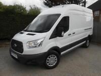 Ford Transit 350 L3 H3 Trend Van 2.0 130ps Euro 6 CAB AIR CON
