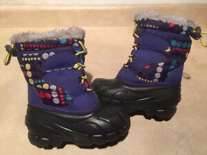 Toddler Sorel Insulated Winter Boots Size 8 London Ontario image 5
