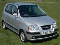 2007 (07) Hyundai Amica 1.1 CDX Automatic