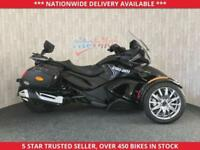 CAN-AM SPYDER ST CAN-AM SPYDER SPYDER ST 12 MONTH MOT 2015 15