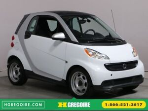 2013 Smart Fortwo Pure A/C CUIR