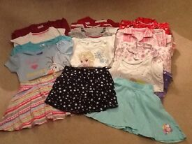 Age 6-7 years girls bundle